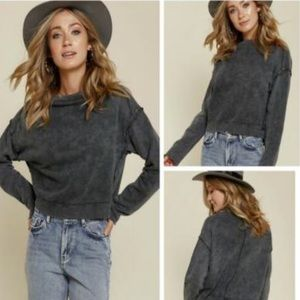 Free People Oh Marley Pullover XS